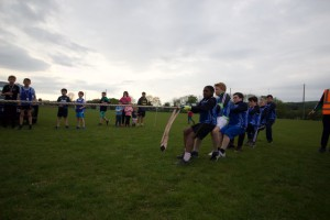 Glasheen pulling to victory