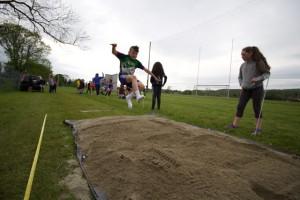 Luke long jump