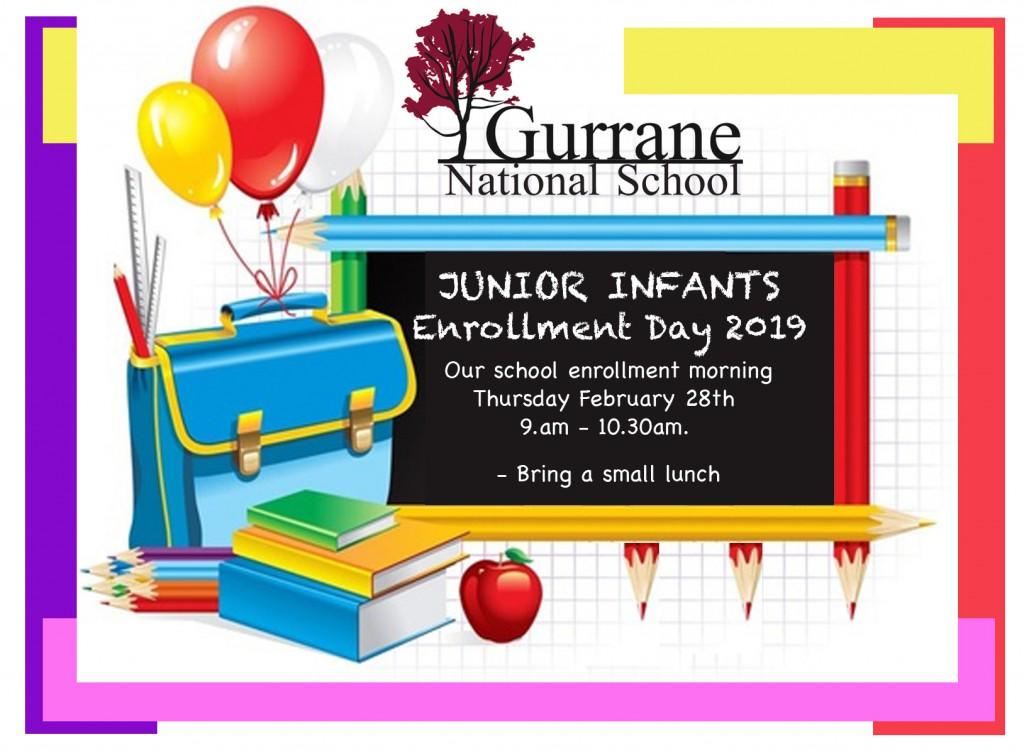 Enrollment Day 2019