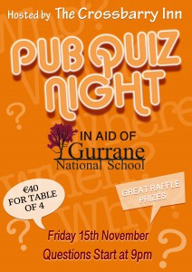 PUB QUIZ NIGHT_GNS_Raffle